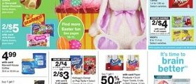 Walgreens Weekly Ad April 7 - April 13, 2019. Easter Value!