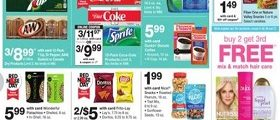 Walgreens Weekly Ad April 21 - April 27, 2019. Drink Deals!