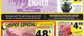 Winn Dixie Weekly Ad April 17 - April 23, 2019. Happy Easter!