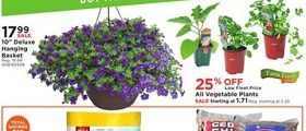 Fleet Farm Weekly Ad May 24 - June 1, 2019. Garden & Lawn Event!