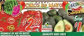 La Bonita Supermarkets Weekly Ad May 1 - May 7, 2019. Happy Cinco de Mayo!