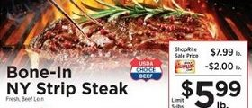 ShopRite Weekly Deals May 5 - May 11, 2019. Fire Up The Grill!