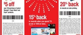 Staples Weekly Ad May 12 - May 18, 2019. Celebrating You!