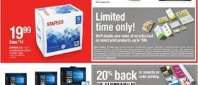 Staples Weekly Ad June 2 - June 8, 2019. Lowest Price Of The Season!