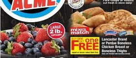 Acme Weekly Ad June 7 - June 13, 2019. Deli Party Plates on Sale!