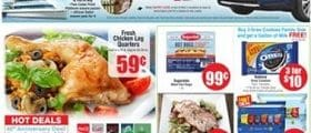 Marc's Weekly Ad June 5 - June 11, 2019. Fresh Chicken Leg Quarters on Sale!
