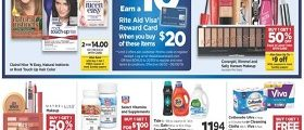 Rite Aid Weekly Ad June 2 - June 8, 2019. Summer Of Savings!