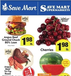Save Mart Weekly Circular June 26 - July 2, 2019. Your 4th Of July Headquarters!