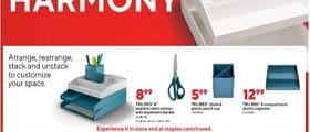 Staples Weekly Ad June 16 - June 22, 2019. Find Your Style!