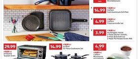 Aldi Weekly Circular July 24 - July 30, 2019. Ambiano Toaster Oven