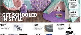 Aldi Weekly Circular July 31 - August 6, 2019. Get Schooled In Style!