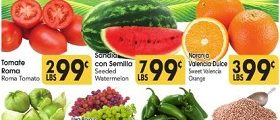 Cardenas Weekly Ad July 24 - July 30, 2019. Cucumbers on Sale!