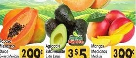 Cardenas Weekly Ad July 31 - August 6, 2019. Sweet Cantaloupe on Sale!