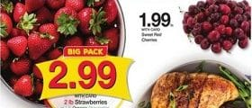 Kroger Weekly Flyer July 24 - July 30, 2019. More Ways To Save!