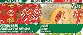 La Bonita Supermarkets Weekly Ad July 17 - July 23, 2019. Sizzlin' Summer Deals!