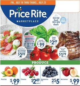 Price Rite Weekly Circular July 19 - July 25, 2019. Pork Spareribs