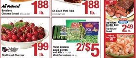 Shaw's Weekly Ad July 19 - July 25, 2019. Boneless Chicken Breast