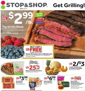 Stop & Shop Weekly Ad July 19 - July 25, 2019. Get Grilling!