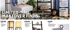 Aldi Weekly Circular August 28 - September 3, 2019. Makeover Finds!