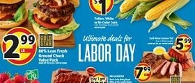 BI-LO Weekly Ad August 28 - September 3, 2019. Ultimate Labor Day Deals!