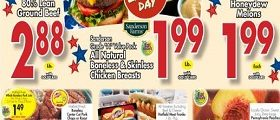 Gerrity's Weekly Ad august 25 - August 31, 2019. Labor Day Savings!