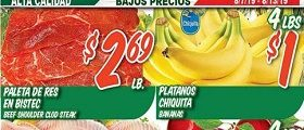 La Bonita Supermarkets Weekly Ad August 7 - August 13, 2019. Back To School Savings!