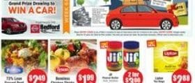 Marc's Weekly Ad August 7 - August 13, 2019. Lean Ground Beef
