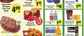 Save Mart Weekly Ad August 21 - August 27, 2019. Shrimp Sale!