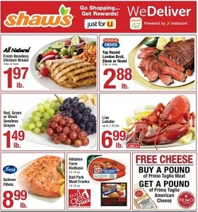 Shaw's Weekly Ad August 16 - August 22, 2019. Bus Loads Of Savings!