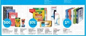 Staples Weekly Ad August 4 - August 10, 2019. Back To School Low Prices!