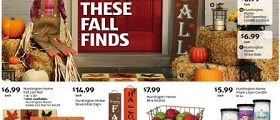 Aldi Weekly Ad September 18 - September 24, 2019. Favorite These Fall Finds!