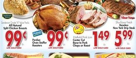 Gerrity's Weekly Ad September 15 - September 21, 2019. Meat Stock Up Sale!