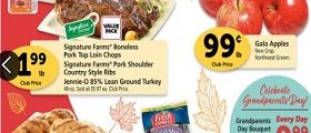 Safeway Weekly Ad September 4 - September 10, 2019. Foster Farms Chicken on Sale!