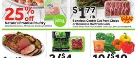 Stop & Shop Weekly Ad September 6 - September 12, 2019. Nature's Promise Poultry on Sale!