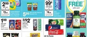 Walgreens Weekly Circular September 8 - September 14, 2019. Deals Of The Week!