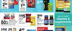 Walgreens Weekly Ad September 29 - October 5, 2019. Deals Of The Week!