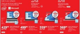 Staples Weekly Ad October 13 - October 19, 2019. Save & Trend Event!