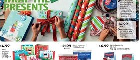 Aldi Weekly Circular November 27 - December 3, 2019. Wrap The Presents!
