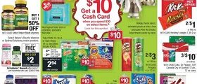 CVS Weekly Circular November 17 - November 23, 2019. Bonus Cash Cards!