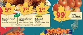 Safeway Weekly Ad November 13 - November 19, 2019. Local Dungeness Crab Season!