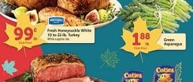 Safeway Weekly Ad November 20 - November 28, 2019. Signature Farm Turkey on Sale!