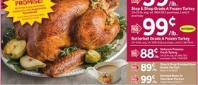 Stop & Shop Weekly Ad November 15 - November 21, 2019. Best Price Promise on Turkey!