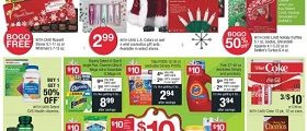 CVS Weekly Circular December 8 - December 14, 2019. wet n wild cosmetics gift sets