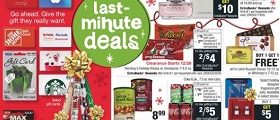 CVS Weekly Circular December 22 - December 28, 2019. Last Minute Gifts!