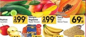 Cardenas Weekly Flyer December 11 - December 17, 2019. Navel Oranges on Sale!