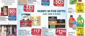 Rite Aid Weekly Ad December 22 - December 28, 2019. Last Minute Gifts!