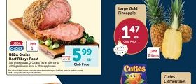 Safeway Weekly Circular December 18 - December 24, 2019. Holiday Dinners!