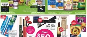 CVS Weekly Circular January 12 - January 18, 2020. Wellness Savings Event!