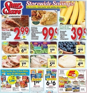Gerrity's Weekly Flyer January 12 - January 18, 2020. Storewide Savings!