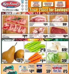 Key Food Weekly Ad January 23 - January 29, 2020. Your Place For Savings!